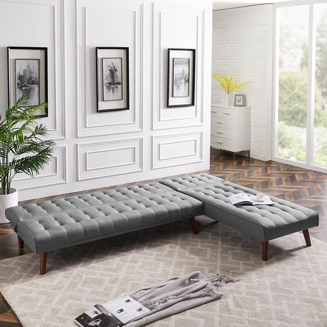 Reversible Sofa Sectional Sleeper  2