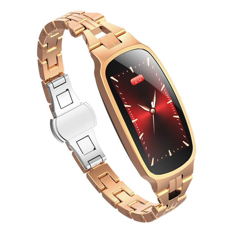 B72 Smart Digital Watch Women IP67 Waterproof Heart Rate Monitor Fitness Bracelet Smartwatch Women Smart Band Wristband|Women's Watches| |  - title=
