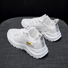 Liren 2019 Summer Fashion Casual Women Vulcanize Shoes Round Toe Lace-up Comfortable Breathable Flat Low Heels Lady