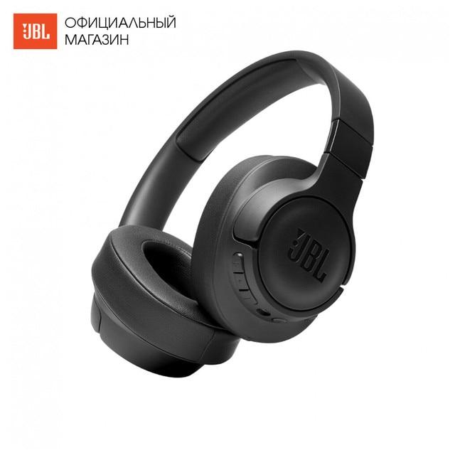 Earphones & Headphones JBL JBLT750BTNC  Portable Audio headset Earphone Headphone Video with microphone wireless T750BTNC