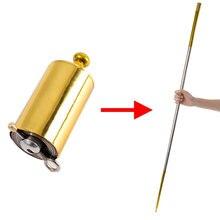 110cm engraçado varinha mágica de pouco peso aparecendo cana truque prop bolso truques mágicos profissional perto da ilusão estágio telescópico