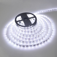LED Strip 5050 5630 2835 RGB lights 12V 5M Flexible Home Kitchen Decoration lamp Waterproof 300 LED Tape Diode Ribbon 60LEDs/M