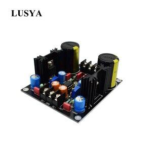 Image 2 - Lusya LM317 LM337 Servo Rettifica Filtro Scheda di Alimentazione AC a DC Filtro di Alimentazione G12 012