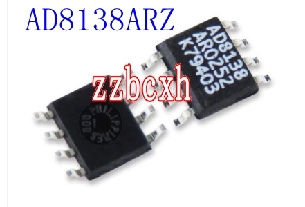 Original 3pcs//lot AD8138A AD8138 AD8138AR AD8138ARZ SOP8 Differential Amplifier SMD IC
