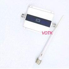 VOTK 4G sinyal güçlendirici cep telefonu 4G sinyal tekrarlayıcı yüksek kazanç 1800mhz LTE sinyal amplifikatörü kapalı anten
