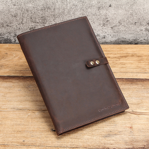 """Image 2 - Vintage Genuine Leather Tablet Case For Samsung Galaxy Tab S2 S3 8"""" 9.7"""" Case For Galaxy Tab A 8"""" 9.7""""/Galaxy Tab S4 S5e S6 10.5"""
