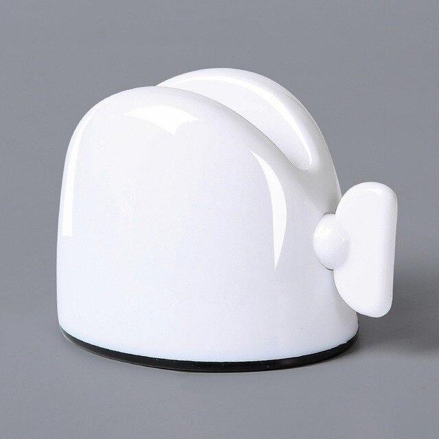 Multifonctionnel dentifrice roulant presse-agrumes main crème nettoyant dentifrice distributeur dent pâte support salle de bain accessoires ensemble
