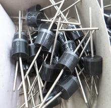 50 шт. X 6A 10A 20A Диод 1000 В MIC 6A10 10A10 20A10 Шоттки барьерные диоды Выпрямитель для солнечных батарей фотоэлектрические панели DIY