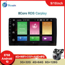 4G Android 8Core 2Din 9Inch 10 Universal Car Radio Gps Navigation Stereo Bluetooth Video Player for Hyundai Chevrolet Buick Kia