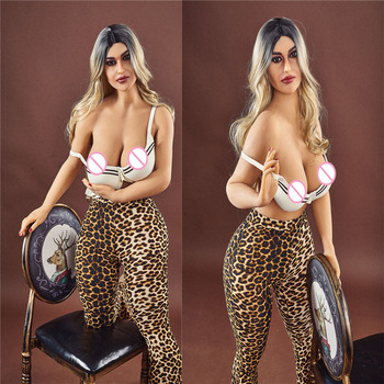 156cm Irontechdoll Sex doll Big Boobs With Oral Sexy Hole Sexdoll Big Breast Life Size Silicone Dolls For Man