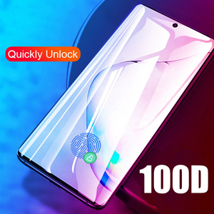 Note10Plus Full Cover Tempered