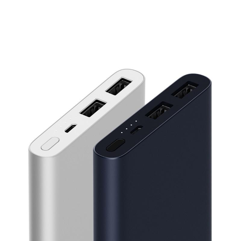 Externe Batterie Xiao mi mi Power Bank 2 10000