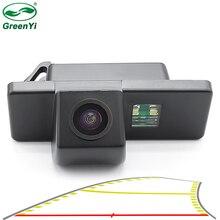 Trajektoria samochodu kamera cofania kamera tylna dla Nissan QASHQAI X-TRAIL Geniss Citroen C4 C5 c-triomphe Peugeot 307cc Dualis