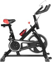 Ultra Quiet Indoor Spinning Bike Exercise Bicycle Sports Fitness Equipment Black & White Home Gym Trainer Bicicleta Estatica