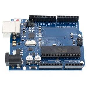 Image 3 - 10 комплектов ATMEGA328P Development board DIP ATMEGA16U2 для UNO R3