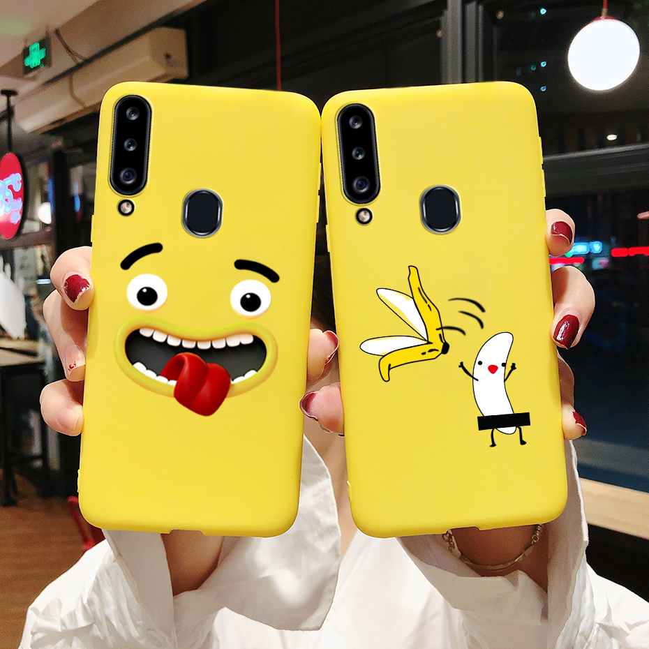 Case For Samsung Galaxy A20s Case TPU Silicone Cover For Samsung A20S A207F A 20S A20 20 S 2019 A207 Phone Back Cover Coque Case