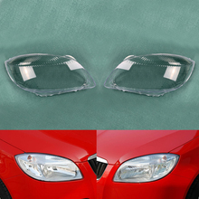 Lente do farol do carro para skoda fabia 2008 2009 2010 2011 carro auto escudo capa