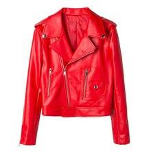 Moda genuína jaqueta de couro das mulheres outono feminino curto pele carneiro casaco de couro novas senhoras natural real pele de cordeiro jaqueta de couro
