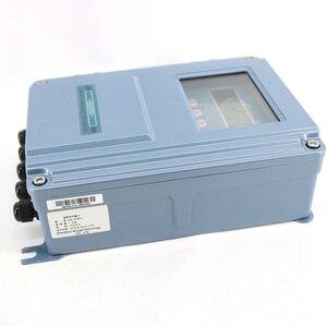 Image 2 - Fixed Ultrasonic Flow Meter TDS 100F1พร้อมM2 Transducer DN50 700mmหรือF S2 Sendor DN15 100mm Wall Mountคลิป On flowmeter