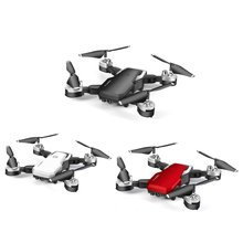 2019 J28 Foldable RC Drone 4 Channels Wifi FPV Altitude Hold Gesture Photo/Video Quadcopter With 2PCS Batteries