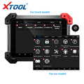 XTOOL PS90 PRO Professional OBD2 diagnostic tools work Both Car and Trucks PS90 Heavy duty code read scanner odometer adjustment