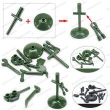 Набор инструментов в стиле милитари зеленый walkie talkie гаечный