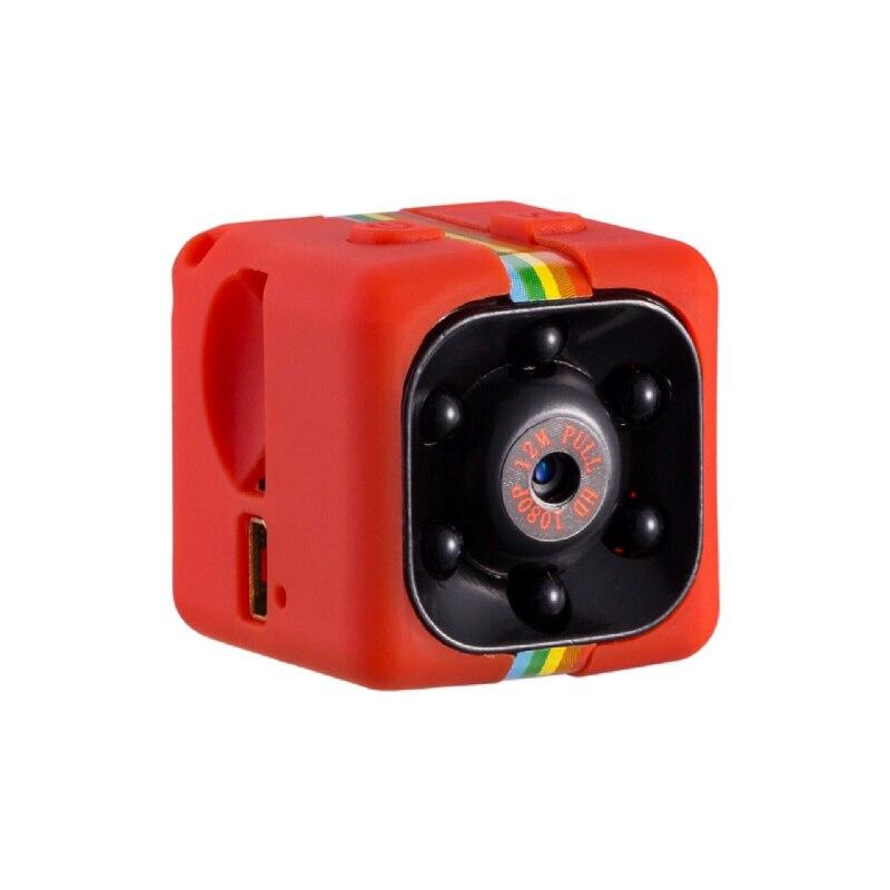 Мини-камера HD 1080P с датчиком ночного видения, видеокамера, движения, DVR, микро камера, Спортивная DV видео, маленькая камера, SQ 11