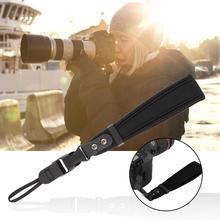 Мягкая губка для камеры, наручный ремешок для камеры DSLR, ремешок для запястья, оптовая продажа и Прямая поставка