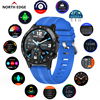 North Edge GPS Sports Watch Bluetooth Call Multi Sport Mode Compass Altitude Outdoor Running Music Smart Watch Heart Rate