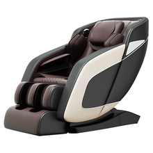 цена на Latest 4d Luxury SL hyperbolic guide full body electric massage sofa chair for home use