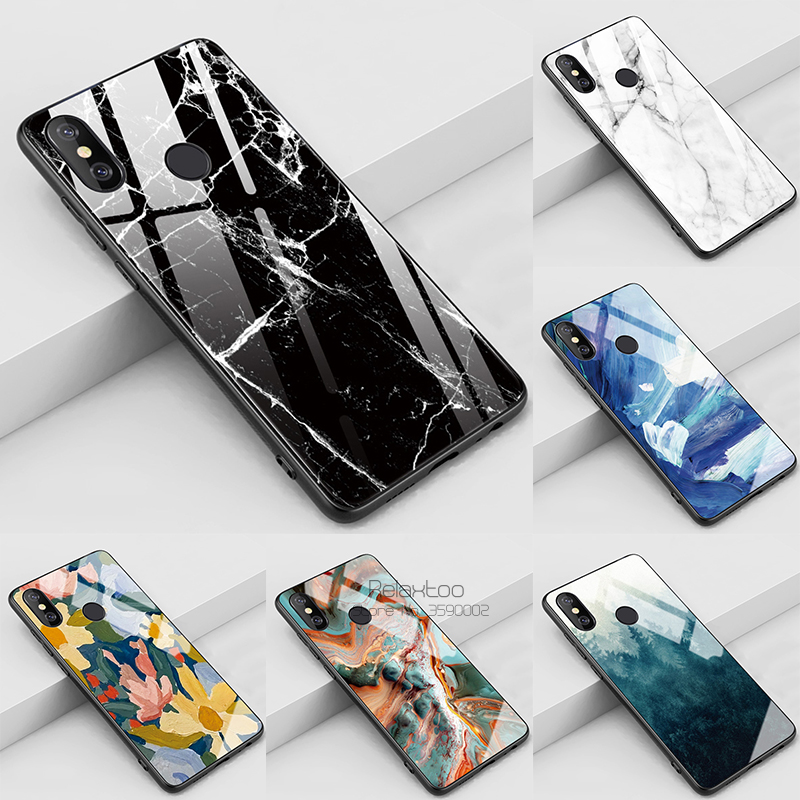 Fashion tempered glass phone <font><b>Case</b></font> For <font><b>samsung</b></font> <font><b>Galaxy</b></font> a50 a40 <font><b>a10</b></font> a30 A20 a50s a30s sumsung note 10 plus s10 s8 s9 fundas Coque image