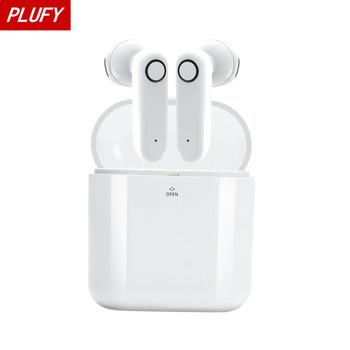 True Wireless Bluetooth Headsets Tws Earbuds No Wires 3D Sound Sweatproof Micro Earphone With Mic