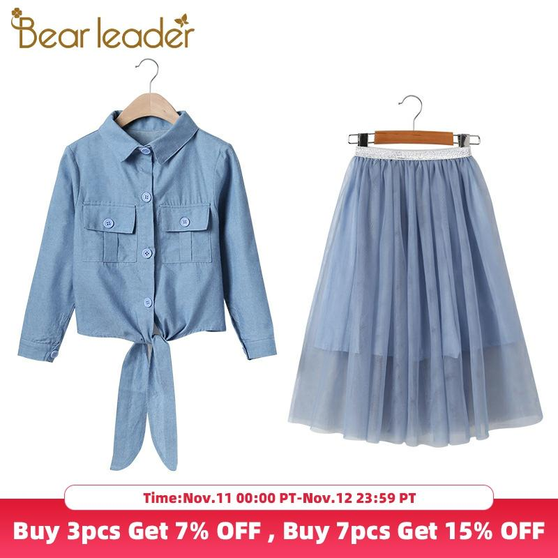 Kids Clothes Girls Set Winter Wool Coats and Skirts Boutique Kids Clothing Sets