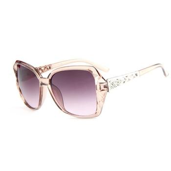 Fashion Oversized Sunglasses Women Vintage Brand Designer Ladies Sunglasses Plastic Big Frame Black Mirror Gradient Oculos