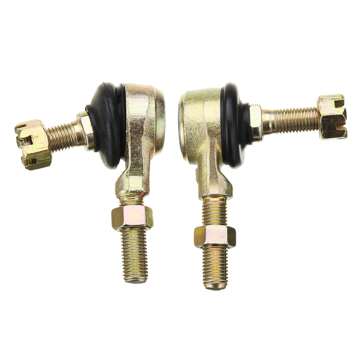 Water Resisting Ball Joints Metal M10 Tie Rod Ball Joint For 50cc upto 250cc ATV Quad 4-Wheeler 1
