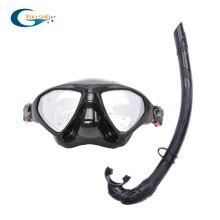 YonSub professional diving mask free snorkeling Sambo silicone scuba equipment package