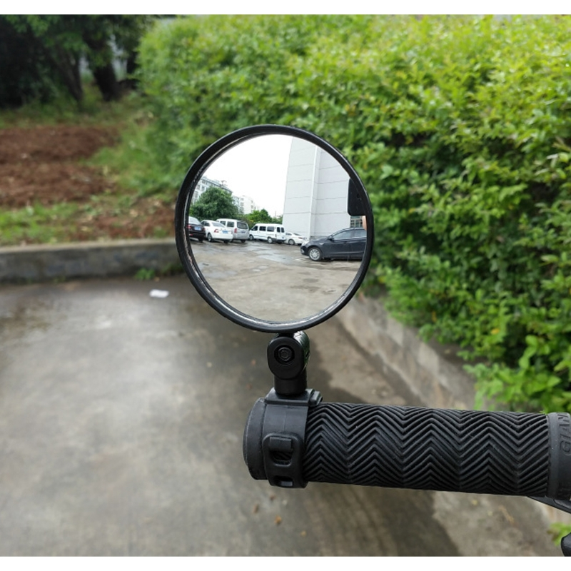Scooter Rearview Mirror for Xiaomi Mijia M365 Ninebot ES1 ES2 Scooter Qicycle EF1 Bike Back Mirror Cycle Strap Reflex Rear View