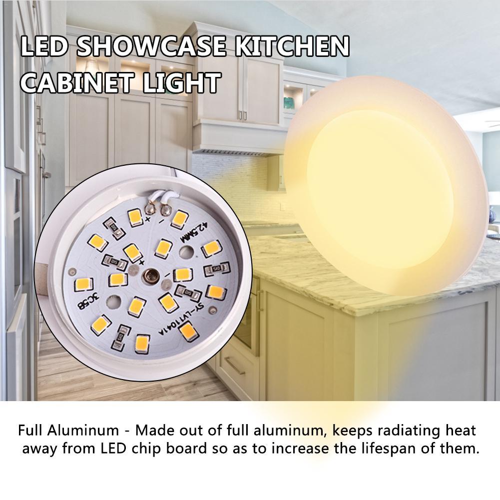 Светильник с адаптером 12В низкого напряжения ультра-тонкий светодиодный мини светодиодный светильник светодиодный дисплей шкаф светильник кухонный шкаф Li