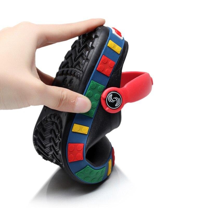 de alta qualidade criancas sapato crianca sandalias 03
