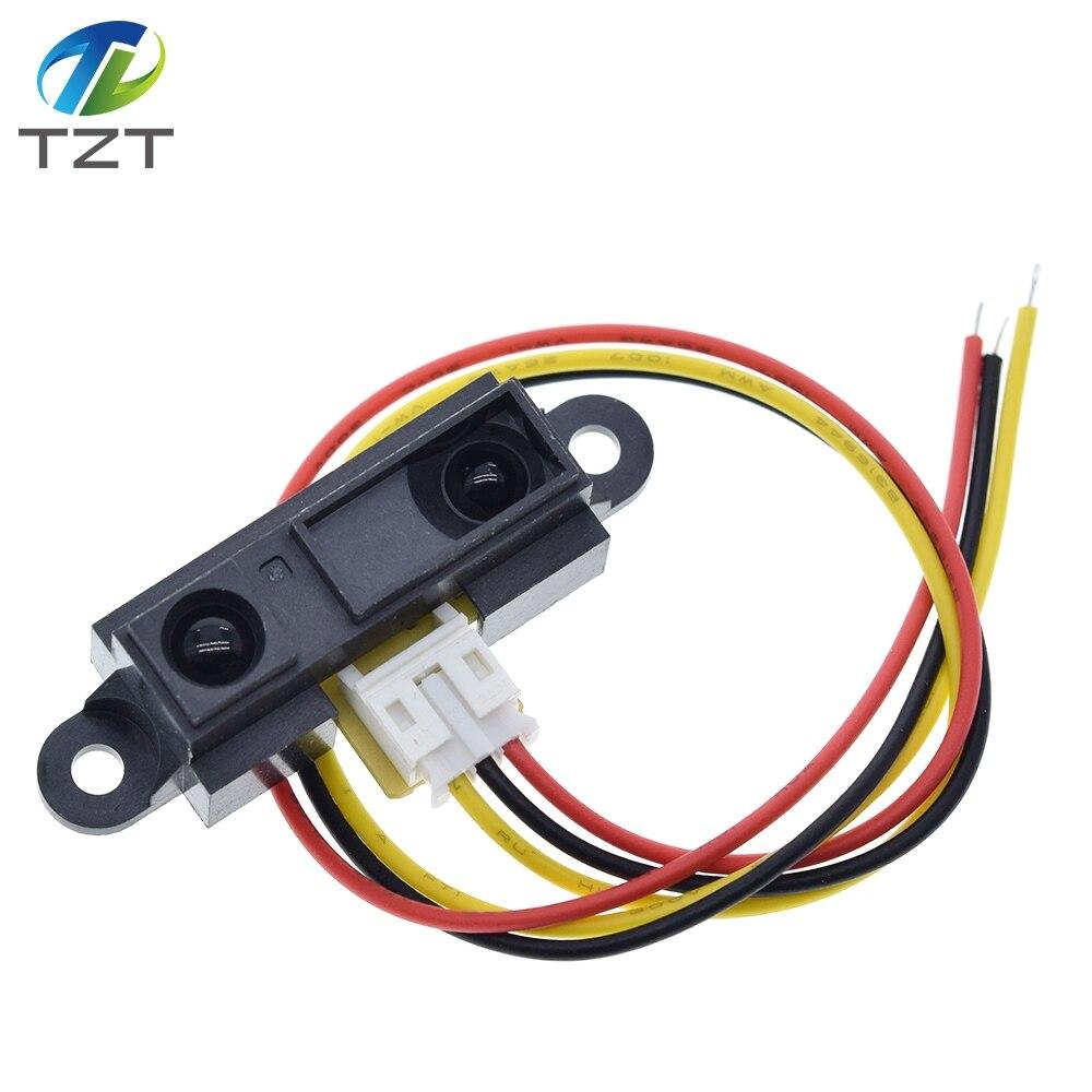 GP2Y0A21YK0F Infrarrojo Distancia IR Analog Distance Sensor Arduino