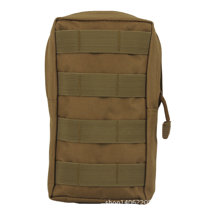 Tactical Vest Molle Accessory Kit Multifunctional Tool Ditty Bag Army Fans Small Pockets Sports Bag
