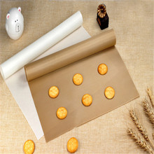 1Pc Baking BBQ Tool Kitchen Tools for Barbecue Non Stick Baking Paper High Temperature Baking Mat Cooking Mat Baking Accessories british baking