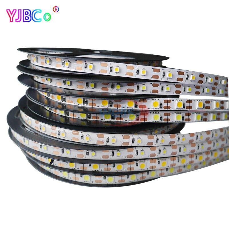 5V 1M 2M 3M 4M 5M USB Cable Power LED Strip Light SMD 5050 2835 Christmas Desk Decor Lamp Tape For TV Background Lighting