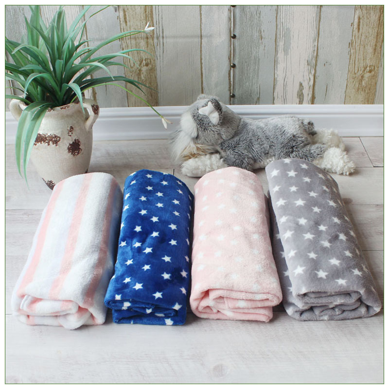 Soft Pet Blanket Warm Dog Cat Mat Fleece Pet Puppy Blanket Towel Small Medium Large Dogs Cats Sleeping Sofa Cover Pet Supplies 1