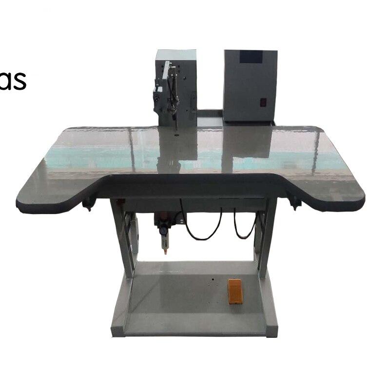 Semi-Automatic Non-woven Fabric Sewing Machine Ultrasonic Welding Machine