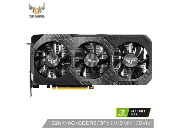 ASUS TUF3-GTX1660S-O6G-GAMING OC 14000MHz Graphics Card