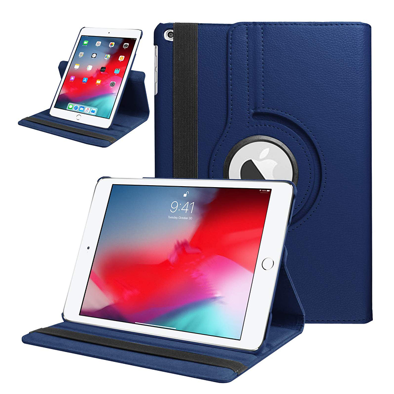 Cover Case For IPad Air Model A1474 A1475 A1476 Retina,Auto Sleep Cover For Ipad Case Air 2013 Release 360 Degree Rotating Cover