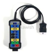 2021 nuovo AutoKW308 car Break out Box OBDII obd Breakout Box Car protocollo Detector car obd2 interface car monitor KW308