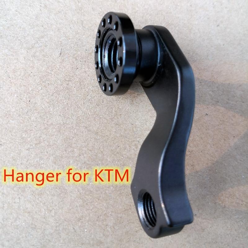 2set Bicycle derailleur hanger For KTM Bark Lycan ktm Myroon Comp Phinx Master Race Action Scarp Prestige M12*P1.75 MECH dropout