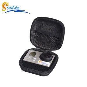 Mini Camera Bag Storage Box Ca